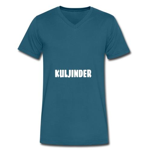 KULJINDER - Men's V-Neck T-Shirt by Canvas