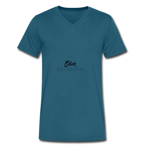 Slick Clothing - Men's V-Neck T-Shirt by Canvas