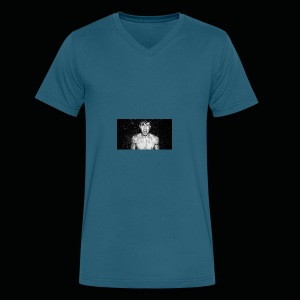 Shirtless Mendes - Men's V-Neck T-Shirt by Canvas