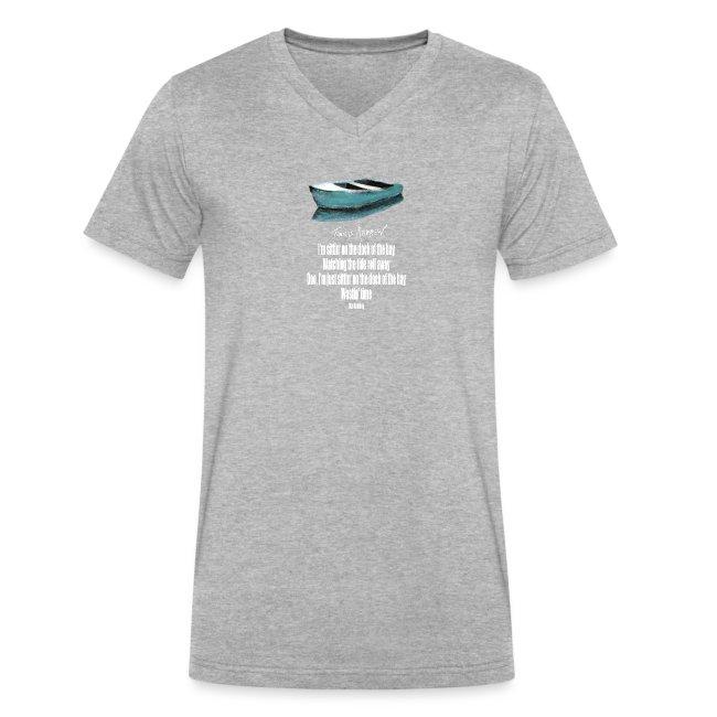 Blue Boat Tshirt designOt