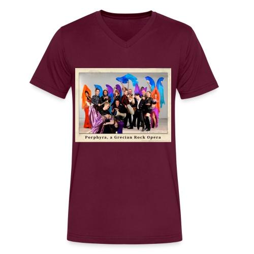 Porphyra Rock Opera mug1 - Men's V-Neck T-Shirt by Canvas