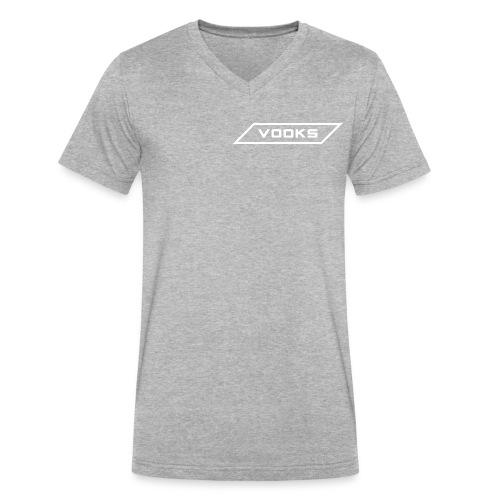 VooksVector png - Men's V-Neck T-Shirt by Canvas