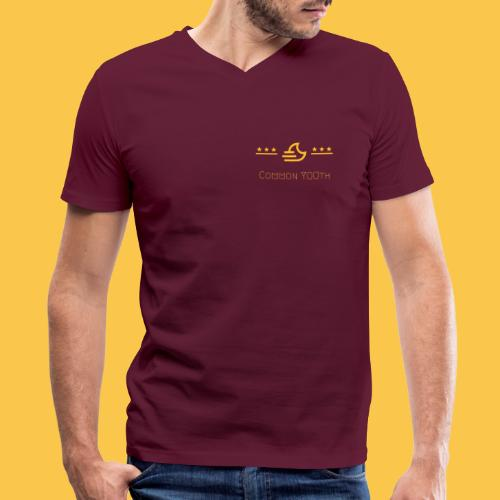 CommonYOUth - Men's V-Neck T-Shirt by Canvas
