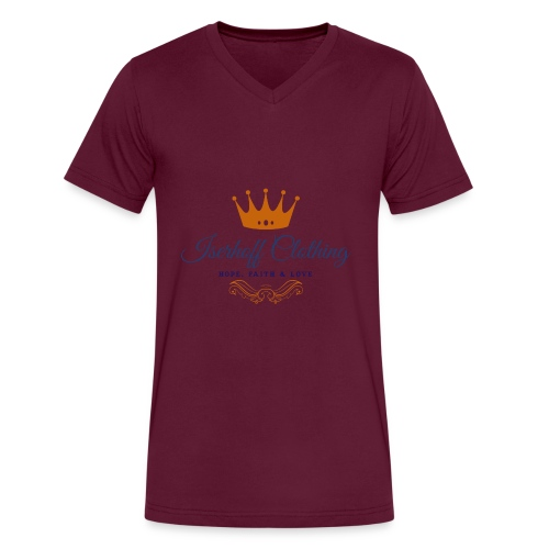 Iserhoff Clothing - Men's V-Neck T-Shirt by Canvas