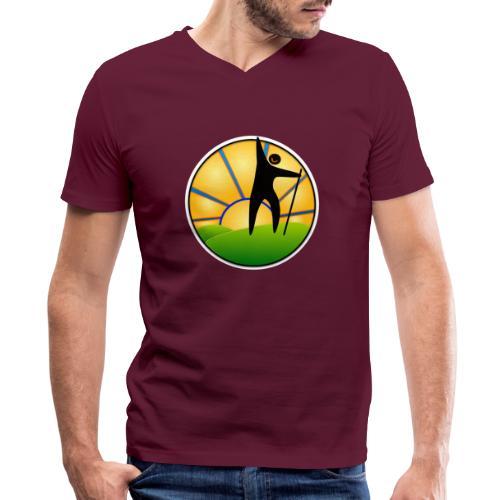 Success - Men's V-Neck T-Shirt by Canvas