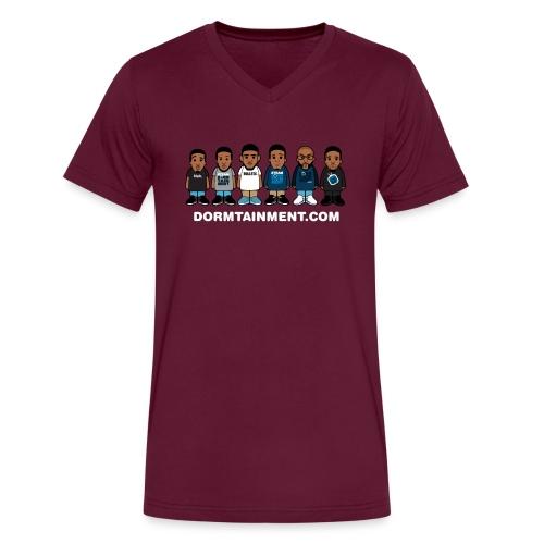 Women Not war - Men's V-Neck T-Shirt by Canvas