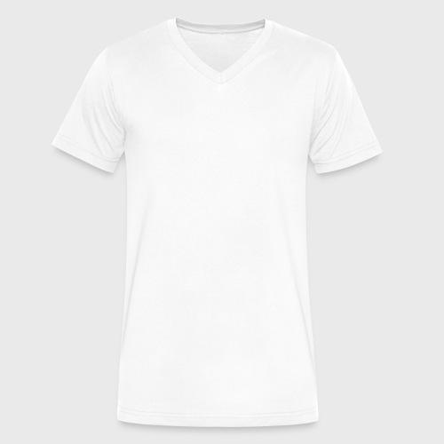 How I Roll Fantasy Dice - Men's V-Neck T-Shirt by Canvas