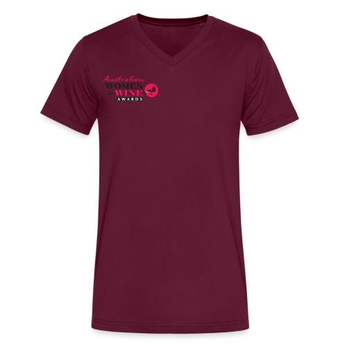 AWIWA - Men's V-Neck T-Shirt by Canvas