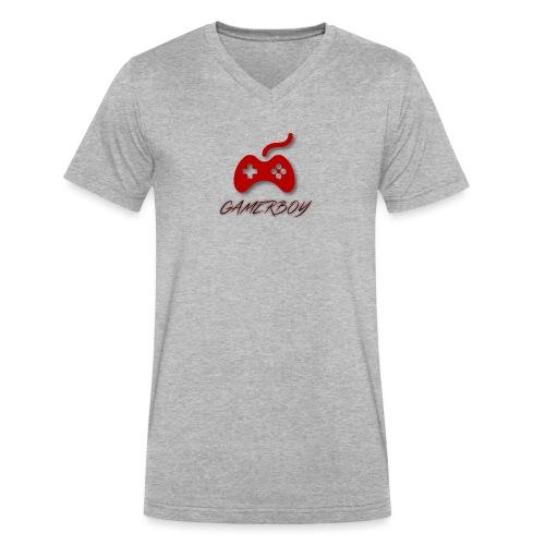 Gamerboy - Men's V-Neck T-Shirt by Canvas