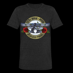 Overplayed - It's High Noon - Unisex Tri-Blend T-Shirt