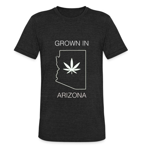 Grown in Arizona - Unisex Tri-Blend T-Shirt