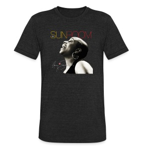 Sunroom - Unisex Tri-Blend T-Shirt by American Apparel