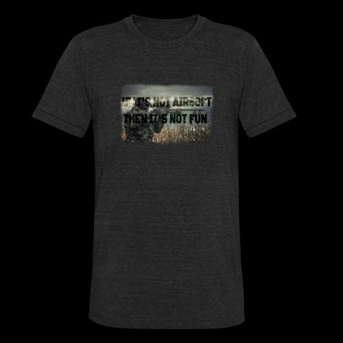 Airsoft T-shirts and stuff - Unisex Tri-Blend T-Shirt