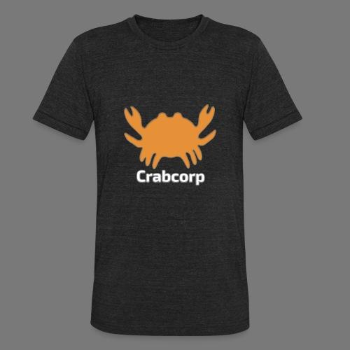 Crabcorp (Orange Logo) - Unisex Tri-Blend T-Shirt