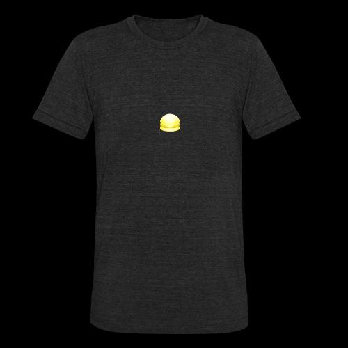 BURGER - Unisex Tri-Blend T-Shirt