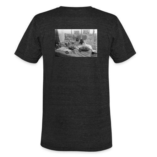John Lennon T-Shirt - Unisex Tri-Blend T-Shirt