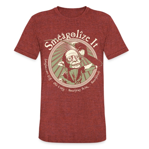 Smeagolize It! - Unisex Tri-Blend T-Shirt