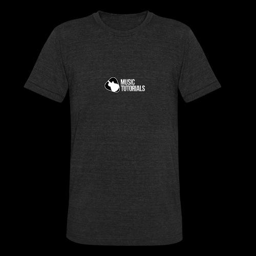 Music Tutorials Logo - Unisex Tri-Blend T-Shirt