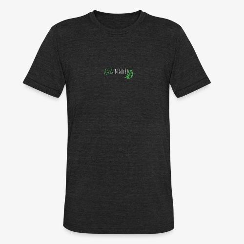 Kale beauty! - Unisex Tri-Blend T-Shirt