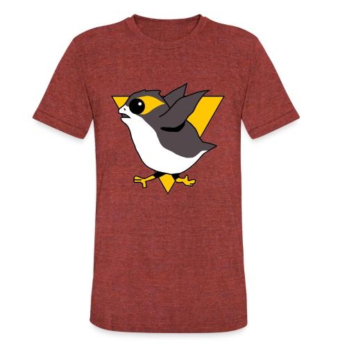 Pittsburgh Porguins - Unisex Tri-Blend T-Shirt