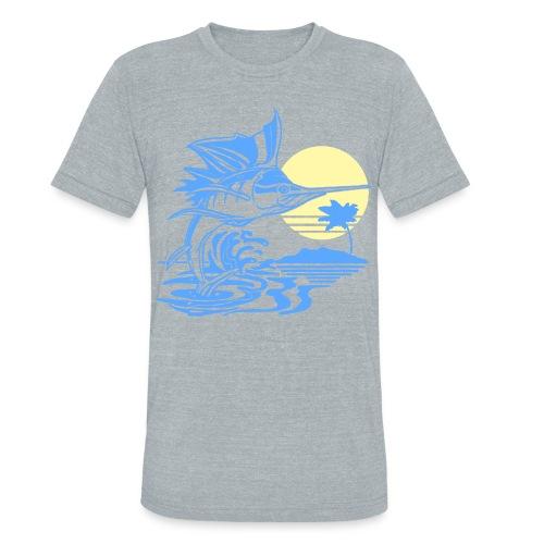 Sailfish - Unisex Tri-Blend T-Shirt