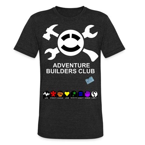 Adventure Builders Club - Unisex Tri-Blend T-Shirt