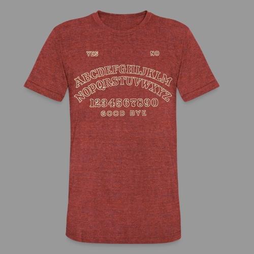Talking Board - Unisex Tri-Blend T-Shirt