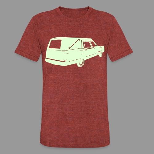 Hearse - Unisex Tri-Blend T-Shirt