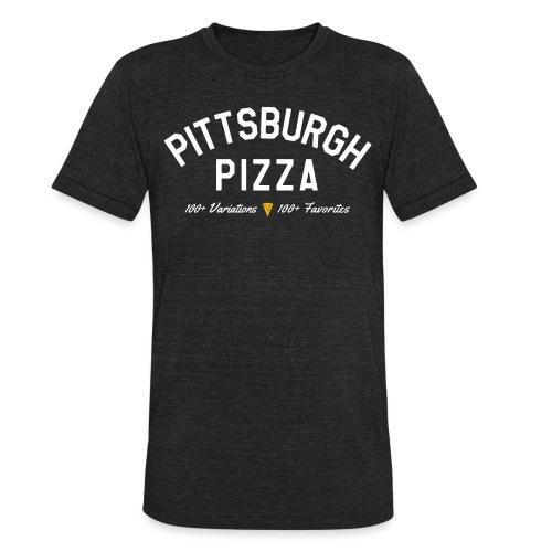 Pittsburgh Pizza - Unisex Tri-Blend T-Shirt