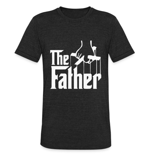 Thefather shirt - Unisex Tri-Blend T-Shirt