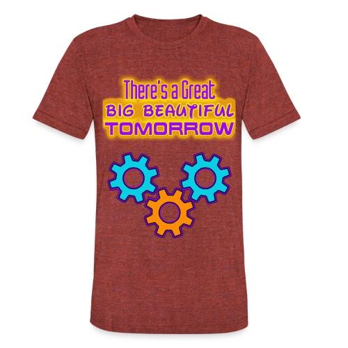 Carousel of Progress - Unisex Tri-Blend T-Shirt