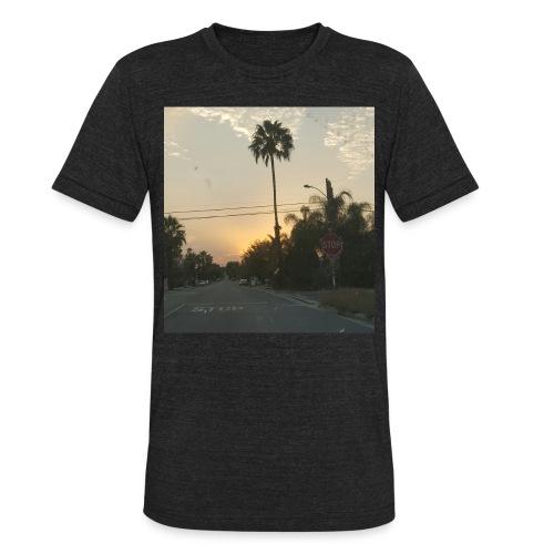 Rome Land - Unisex Tri-Blend T-Shirt