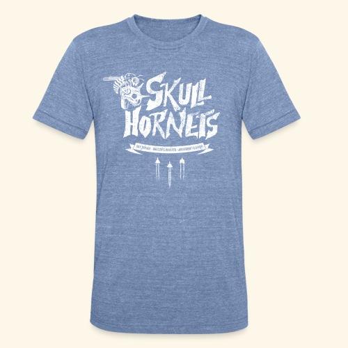 skull hornets - Unisex Tri-Blend T-Shirt