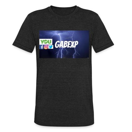 gabexp 1 - Unisex Tri-Blend T-Shirt