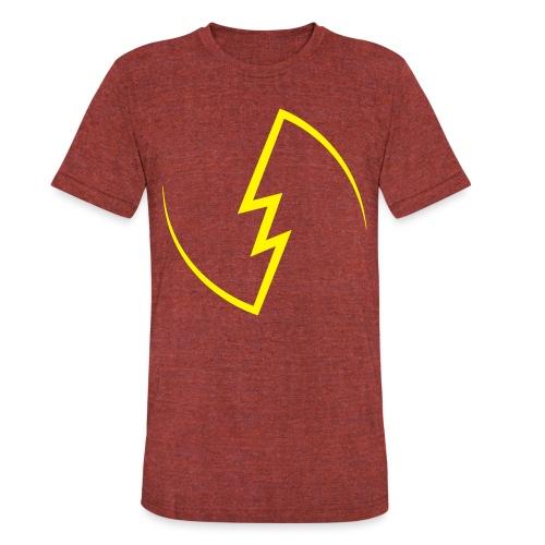 Electric Spark - Unisex Tri-Blend T-Shirt