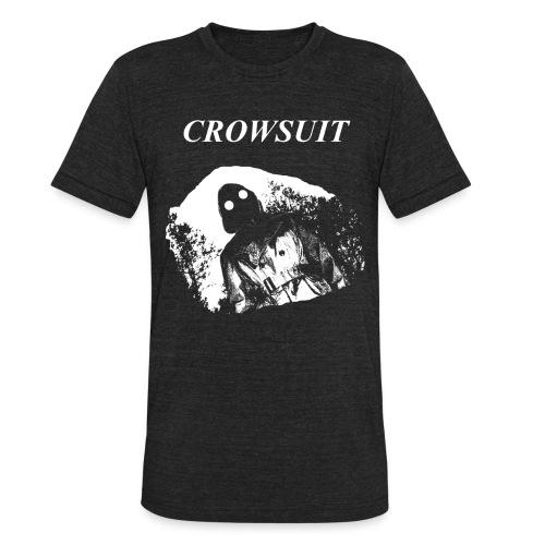 Crowsuit: V1 Logo - Unisex Tri-Blend T-Shirt