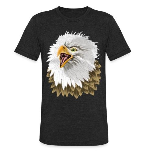 Big, Bold Eagle - Unisex Tri-Blend T-Shirt