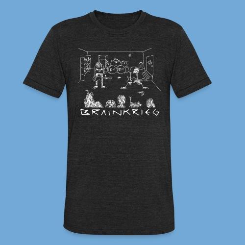 brainkrieg - Unisex Tri-Blend T-Shirt