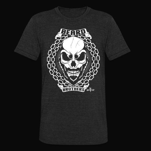 Beard Brothers T-shirt - Unisex Tri-Blend T-Shirt