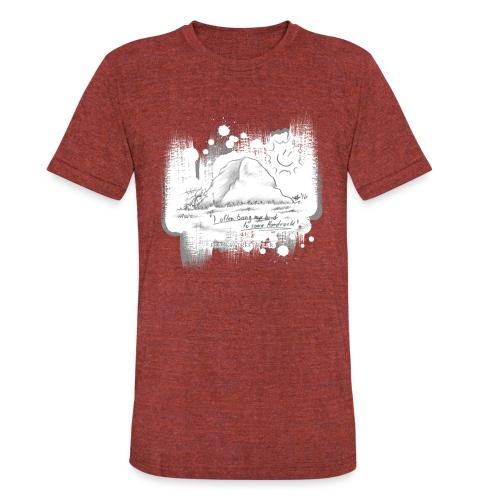 Listen to Hardrock - Unisex Tri-Blend T-Shirt