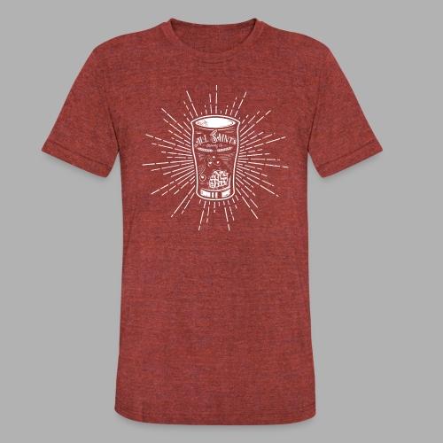 All Saints Celebration Mug - Unisex Tri-Blend T-Shirt