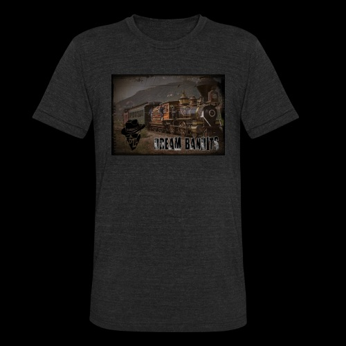 Dream Bandits Vintage SE - Unisex Tri-Blend T-Shirt