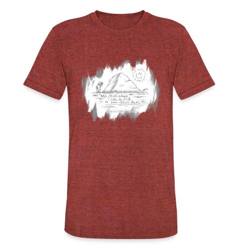 Listen to Classic Rock - Unisex Tri-Blend T-Shirt