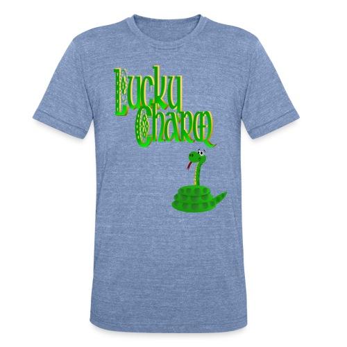 Lucky Charm - Unisex Tri-Blend T-Shirt