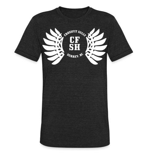 CFSH-Black - Unisex Tri-Blend T-Shirt