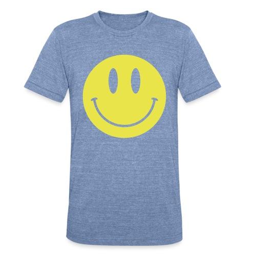 Smiley - Unisex Tri-Blend T-Shirt