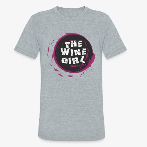 The Wine Girl - Unisex Tri-Blend T-Shirt