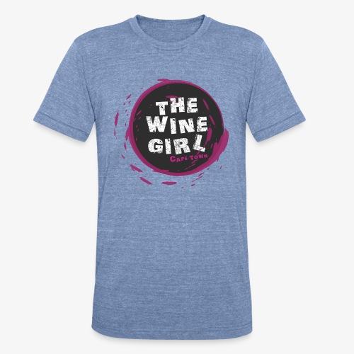 The Wine Girl - Unisex Tri-Blend T-Shirt