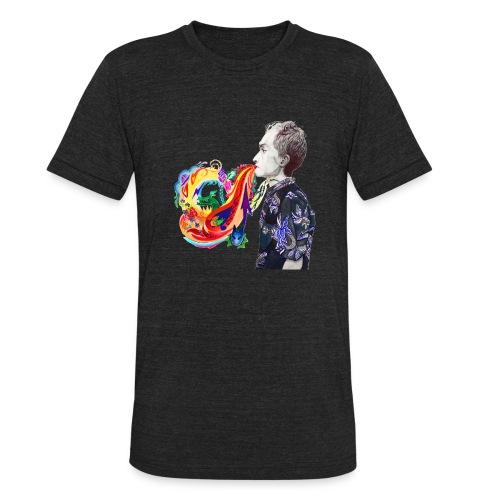 Breathe Cover Art - Unisex Tri-Blend T-Shirt