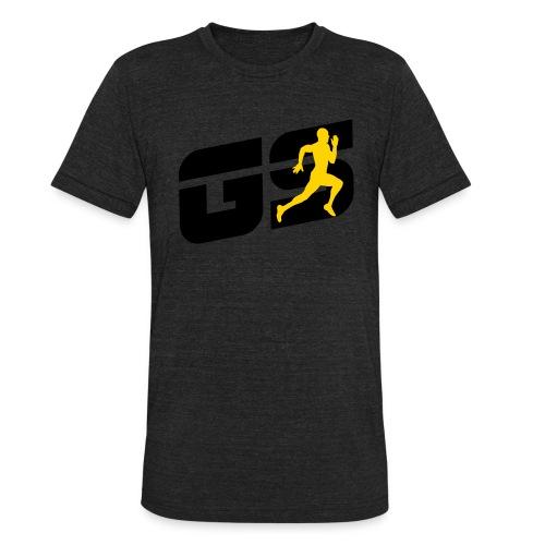 sleeve gs - Unisex Tri-Blend T-Shirt
